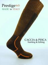 Calze Tecniche Sport CACCIA & PESCA col. VERDE tg.43-46