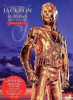 Michael Jackson - Video Greatest Hits - HIStory V. 2: On Film (DVD, 1998)