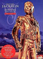 MICHAEL JACKSON History on Film Vol 2 - MINT NEW DVD!! Factory Sealed