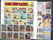 $100 face value US stamps all MNH.