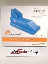 Aufblasbare Beinschiene Handpumpe Reparaturpflaster 4- Kammern,