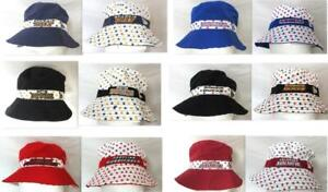 New Era Toddler Size Youth Reversible Bucket Cap Hat, Various NHL Teams E1 844