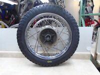 Triumph Ducati BSA Norton Harley Used RADAELLI  Rim Wheel CD-12