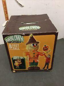 airblown inflatable halloween Scarecrow Decoration Pumpkin Jack O Lantern