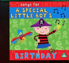 Songs For A Special Boy's Birthday - MINT