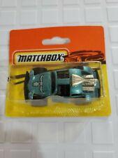 Vintage Matchbox VW Volkswagen Dune Man   Metallic Blue