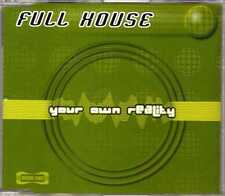 Full House - Your Own Reality - CDM - 1998 - Trance 4TR DJ Planet Norman Bass