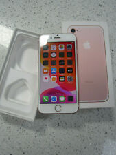 Apple iPhone 7 - 128GB-ROSE GOLD (EE) A1778 (GSM)