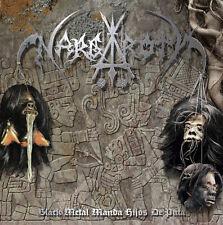 Nargaroth - Black Metal manda hijos de puta, Black Edition + Poster(Ger), LP