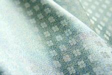JPI * Baby blue bolt*Japanese Kimono Silk Fabric,panel** patchwork,quilt