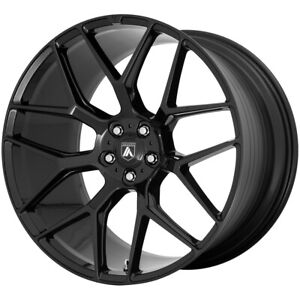 "Asanti ABL-27 Dynasty 22x9 5x120 +32mm Gloss Black Wheel Rim 22"" Inch"