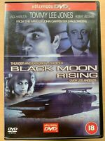 Black Moon Rising DVD 1986 John Carpenter Sci-Fi Thriller with Tommy Lee Jones
