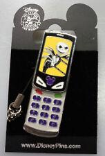 Disney Nightmare Before Christmas Jack Skellington Cell Phone Pin