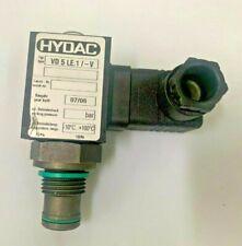 Hydac Vd5 Le1 V Differential Pressure Clogging Indicator