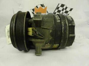 AC Compressor 6-181 Fits 87 CALAIS 31085