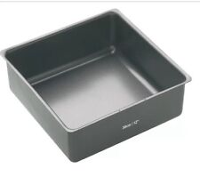 Masterclass Professional Large Square Deep Non Stick Cake Tin  12 Inch / 30cm