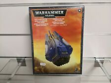 Space Marine Drop Pod/Module d'atterrissage Warhammer 40000 W40K Games Workshop