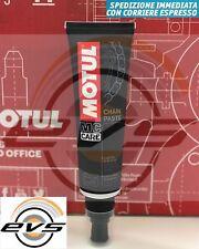 Grasso Lubrificante Catena Moto Kart in pasta MOTUL C5 con Pennello Applicatore