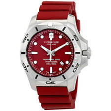 Victorinox I.N.O.X. Professional Diver Red Dial Mens Watch 241736