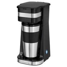 Mini-Kaffeemaschine 1 Thermo-Becher-Kaffeeautomat Edelstahl Thermobecher Kaffee
