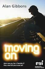 Moving on (FYI: Fiction with Stacks of Facts), New, Gibbons, Alan Book