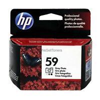 HP 59 Photo Gray Ink Cartridge C9359AN Genuine New