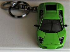 Lamborghini Murcielago Custom Made Diecast Key Chain - Green - Rare Color!