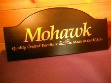 MOHAWK TIRES RETRO VINTAGE SIGN OLD SCHOOL REMAKE BANNER SHOP GARAGE ART 2 X 4