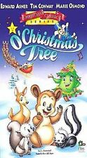 O' Christmas Tree (VHS, 1999) Edward Asner, Tim Conway, Marie Osmond animate