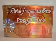 TRIVIAL PURSUIT DVD Pop Culture 2 TV Movies Music and More Board Game