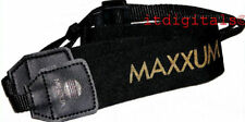 "Genuine Wide Minolta Maxxum Strap 4 5 5D 7D 50 70 L 1.5"" Shoulder Neck Original"