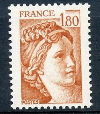 STAMP / TIMBRE FRANCE NEUF N° 2061 ** TYPE SABINE