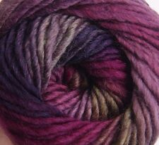 King Cole Riot Chunky Multi Coloured Knitting Wool Yarn 100g Moors 658