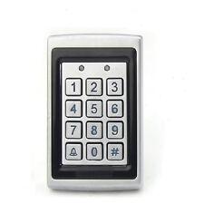 Anti smashing water proof 125KHZ EM RFID Access Control Keypad Door Opener