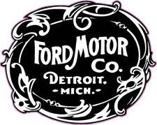 1903 Nostaligia Ford Vinyl Decal Sticker Reprint Retro Rat Rod Vintage Car Model