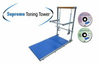 Supreme Toning Tower w/Pilates And Ballet Barre by Beverly Hills Fitness