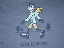 df443d6e037 Embellished Tee 100% Cotton Life is Good T-Shirts for Men for sale ...