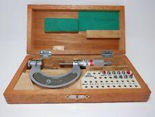 Mitutoyo 1 2 Thread Micrometer