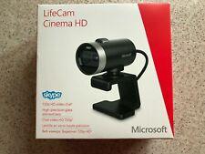Microsoft LifeCam Cinema HD web camera skype webcam