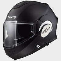 Casco LS2 Helmets Valiant FF399 Matt Black