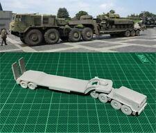 1/144 Russian MAZ-537 Tank Transporter Resin Kit