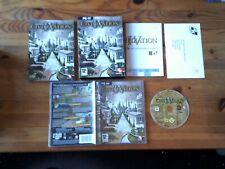 Sid Meier's Civilization IV-PC JEU ORIGINAL et COMPLET Inc Manuel & Tech Tree