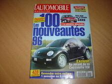 L'automobile N°595 911 Targa.Dossier nouveautés.