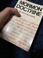 Mormon Doctrine Bruce R McConkie 1979 Paperback LDS Scripture Book Dictionary
