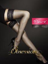 Elastane Fishnet Stockings & Hold-ups for Women