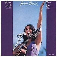 Joan Baez-gracias a la vida CD 14 tracks International Pop Nuovo