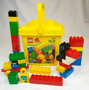 LEGO DUPLO 2997 COMPLETE PRESCHOOL BUILDING TOY