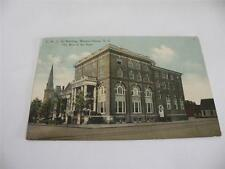 VINTAGE POSTCARD YMCA BUILDING WINSTON SALEM NC THE BEST IN THE STATE POSTED