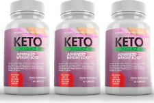 KETO BODYTONE ADVANCED WEIGHT LOSS & FAT BURNER FORMULA (180 CAPSULES)