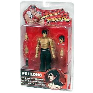 Streetfighter FEI LONG 16cm PVC Sota